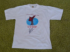 T shirt OGC NICE ogcn nissa 2003 2004 signé GERNOT ROHR ultras CLUB SUPPORTERS