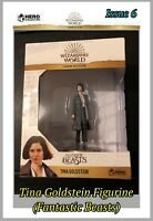 Wizarding World Fantastic Beasts Collection: Tina Goldstein Figurine - New