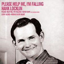 CD HANK LOCKLIN PLEASE HELP ME I'M FALLING FOREIGN CAR MY HOME TOWN LIVIN' ALONE