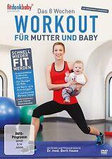 Das 8 Wochen Workout für Mutter und Baby - DVD - Neuware!