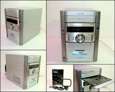 Sharp XL-HP404E Radio Cassette 5 Disc Hi-Fi System