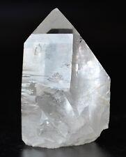 Bergkristall Edelstein Spitze 75 x 41 x 39 mm  195 g