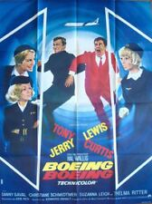BOEING BOEING French Grande movie poster 47x63 TONY CURTIS JERRY LEWIS 1965 NM