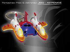 Portachiavi Robots Anni '80 Piloti & Astronavi Rarissimo: JEEG BIG-SHOOTER