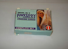 TRADING CARDS ~ FANTASY GIRLS 2 ~ 1994 ~ 65 CARD SET ~ WOW