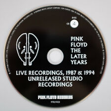 Bonus I Live & Unreleased CD #4 ONLY from Pink Floyd The Later Years (1987-2019)