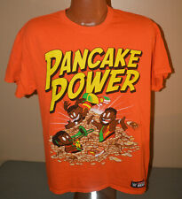 t-shirt - WWE Wear - The New Day - Pancake Power - Large