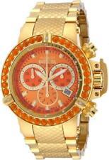 Invicta 14769 Subaqua Noma III Cronógrafo Suizo Ópalo de Fuego Gema Reloj Mujer