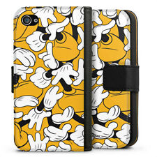 Apple iPhone 4 bolso funda flip case-Mickey Mouse-gloves