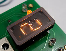 Fuji Vintage 3015F?Pinlite/Minitron Incandescent Display Chips, Nixie Era