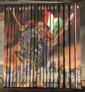 IRON MAIDEN The Beast Collection Completa Cofanetto Box Set 21 CD + 4 DVD 2014