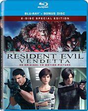 Resident Evil: Vendetta Blu-ray + Bonus Disc(RELEASE: 18 Jul 2017)