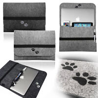 Smart laptop Felt PAW Sleeve Case Cover Bag for Apple MacBook Pro, Retina & Air