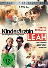 Kinderärztin Leah * DVD 6-teilige Serie mit Simone Thomalla Pidax Film Neu Ovp