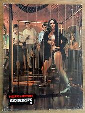 Erotik Aushangfoto SADISTEROTICA Jess Franco ROTE LIPPEN 1969