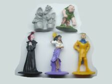 DISNEY THE HUNCHBACK OF NOTRE DAME LARGE FIGURINES SET BULLY FIGURES MINIATURES