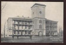 POSTCARD Columbus, OH Millitary Barracks View 1907 ?