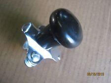 Black Tractor Steering Wheel Spinner