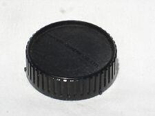 Genuine MINOLTA MD mount rear lens cap (price is for one cap)