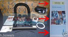 EBERSPACHER D2 AIRTRONIC 801 12V DIESEL NIGHT AIR HEATER LATEST MODEL FULL KIT