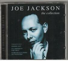 CD JOE JACKSON THE COLLECTION NEW & SEALED 18 Original Tracks Spectrum
