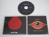 Travis/Ode to J.Smith (Red Telephone box-vertigo 1784820) CD Album