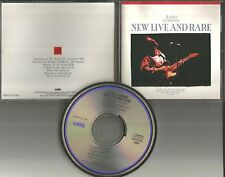 Roddy Frame AZTEC CAMERA New Live and Rare MIXES & LIVE TRX JAPAN CD USA Seller