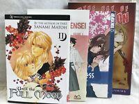 Lot of 4 Magna Comics 16+ Mature Older Teen / English / Paperback