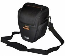 Camera Case Bag for Canon Rebel T4i T5i SL1 700D 650D 100D+18-135mm 18-55mm lens