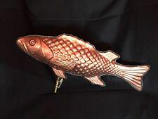 Copper Fish Weathervane