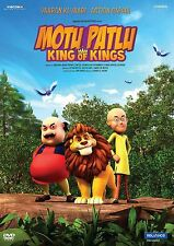 MOTU PATLU: KING OF KINGS (2016) - BOLLYWOOD ANIMATED HINDI MOVIE DVD