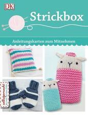 Strickbox - Anleitungskarten zum Mitnehmen (2015)
