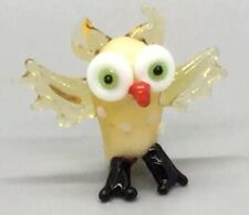 Ganz Miniature Glass Figurine - Owl