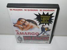el amargo silencio - attenborough - dvd
