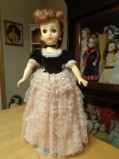 "Vintage Horsman Cindy Doll~Stuffed Vinyl Body Doll~19""~Red Head~Original~"