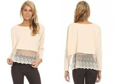 Lucy in the Sky Stelly Top Size 12 BNWT