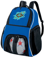 COOL Christian SOCCER Ball Bag Volleyball BACKPACK SPORTS BAGS Unique Gift Idea!
