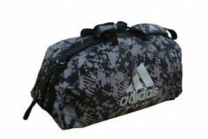 Gym Bag Holdall BJJ Adidas Jiu-Jitsu Sports Backpack 2 in 1 Camo
