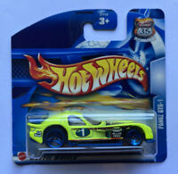 2003 Hotwheels Panoz GTR-1 Yellow, Le Mans,  Race Car, Mint! Very Rare!