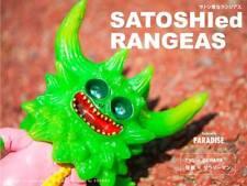 DEHARA SATOSHIed RANGEAS TTF 2017 exclusive T9G SOFUBI kaiju Vinyl touys