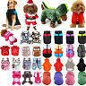 Small Pet Dog Puppy Cat Costume Sweater Hoodie Vest Coat Tops Clothes Apparel