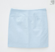 icecream12 - Mini Pencil Skirt Korean brand Sky Blue Yesstyle.com