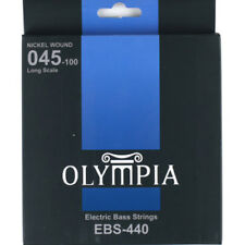 [OLYMPIA]Electric bass guitar strings EBS-440 nickel wound 045-100 long scale