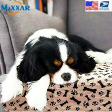 Dog Bed Mats Reusable Urine Pad Puppy Pee Fast Absorbing Rug For Pet Waterproof