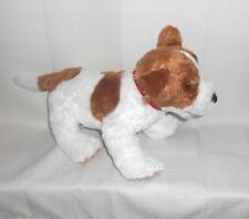 Build A Bear Dog Jack Russell Terrier 11 inch Stuffed Plush Toy Animal