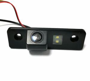 Car Rear View Camera CCD For VW Skoda Octavia MK1 MK2 1996-2014 Backup Vehicle