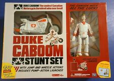 Disney Toy Story Signature Collection Duke Caboom Stunt Set Target Exclusive New