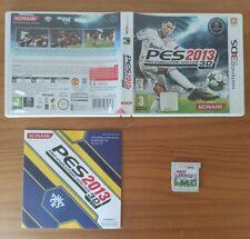 JUEGO NINTENDO 3DS PES 2013 PRO EVOLUTION SOCCER 3D. KONAMI ESP