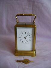 Drocourt una pieza llamativa, repitiendo Carro Reloj c1870 ventas al por menor por Leroy