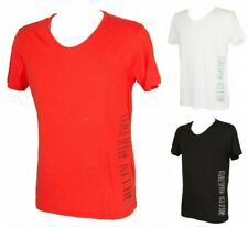 T-shirt camisa hombres manga breve CK CALVIN KLEIN artículo KM0KM00333 ROUNDED V